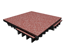 Sofsurfaces Rubber Tile Solutions Mcdonald Metal Roofing